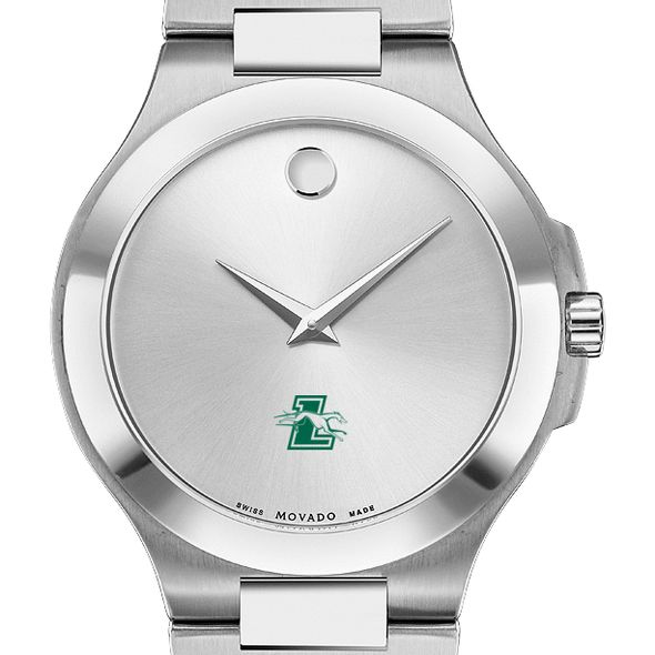 Loyola Men's Movado Collection Stainless Steel Watch with Silver Dial - Image 1