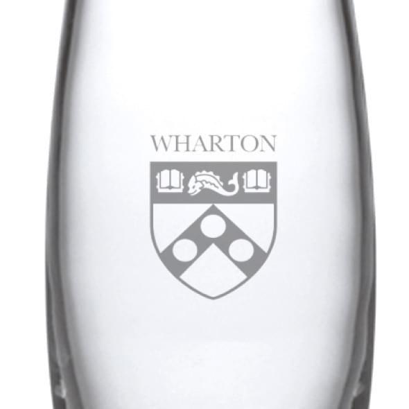Wharton Addison Glass Vase by Simon Pearce - Image 2