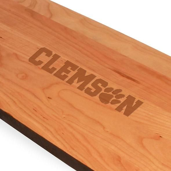 Clemson Cherry Entertaining Board - Image 2