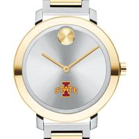 Iowa State University Women's Movado Two-Tone Bold 34