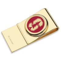 Stanford University Enamel Money Clip