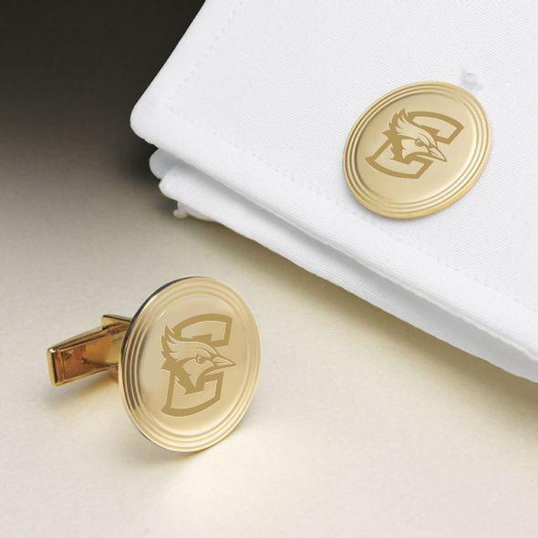 Creighton 18K Gold Cufflinks