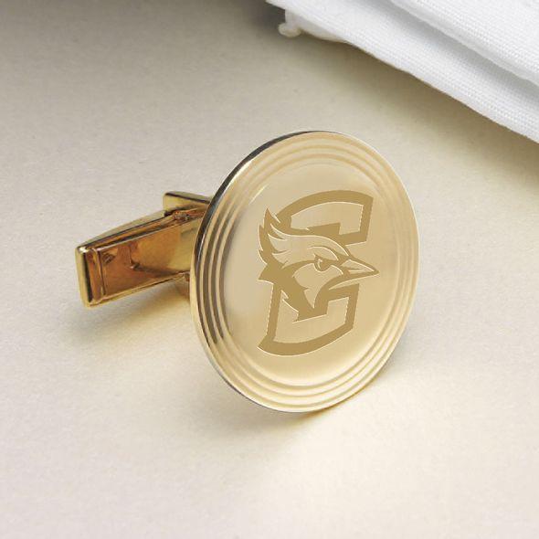 Creighton 18K Gold Cufflinks - Image 2