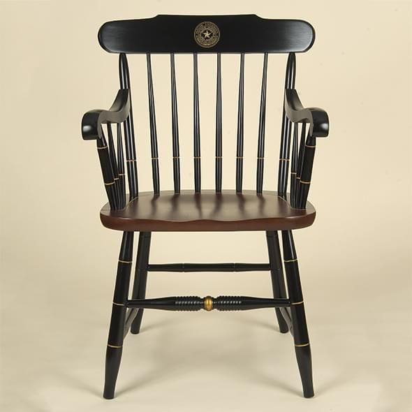Baylor University Captain's Chair by Hitchcock