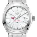 Virginia Tech TAG Heuer LINK for Women - Image 1