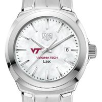Virginia Tech TAG Heuer LINK for Women