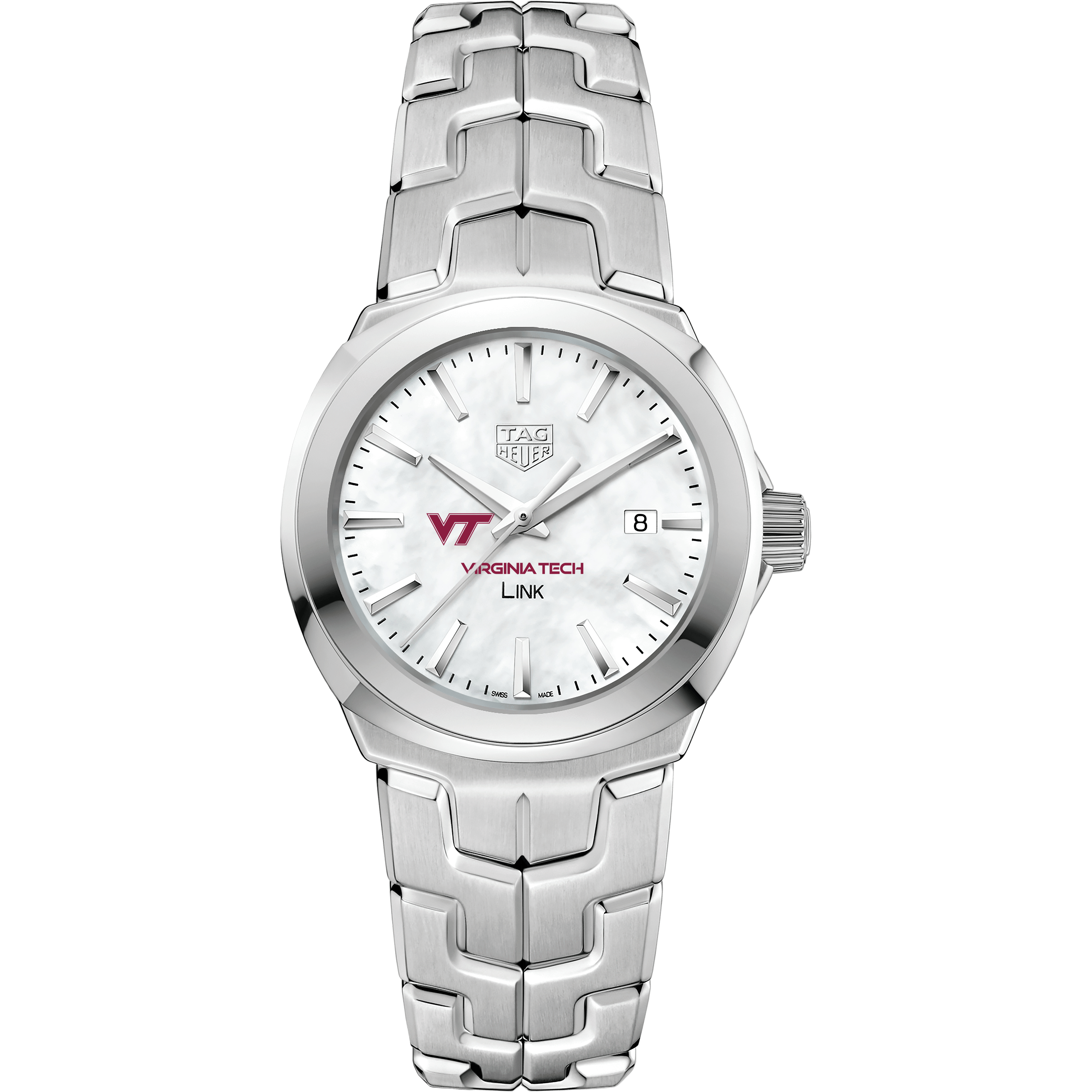 Virginia Tech TAG Heuer LINK for Women - Image 2