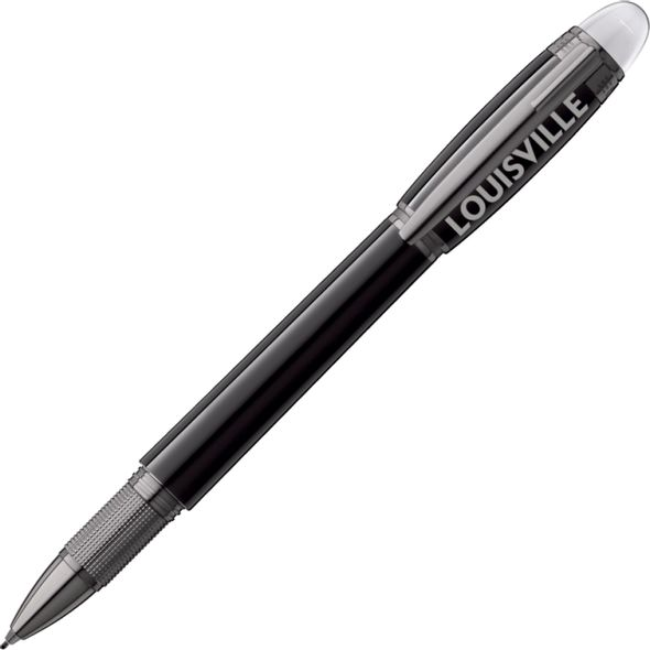 University of Louisville Montblanc StarWalker Fineliner Pen in Ruthenium