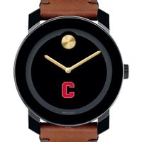 Cornell Men's Movado BOLD with Brown Leather Strap