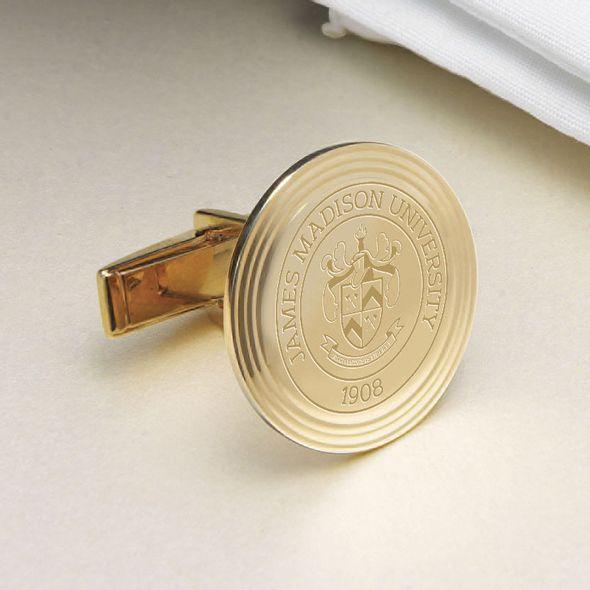 James Madison 14K Gold Cufflinks - Image 2