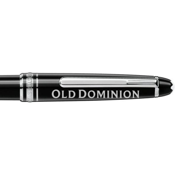 Old Dominion Montblanc Meisterstück Classique Ballpoint Pen in Platinum - Image 2