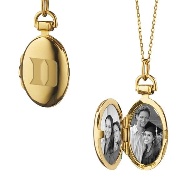 Duke Monica Rich Kosann Petite Locket in Gold - Image 2