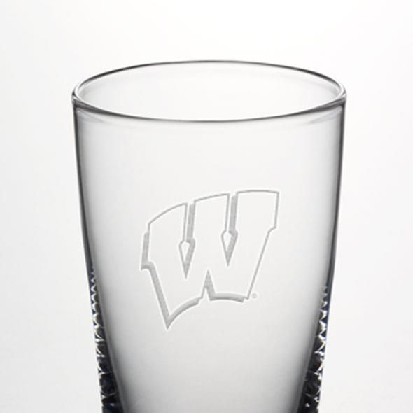 Wisconsin Pint Glass by Simon Pearce - Image 2