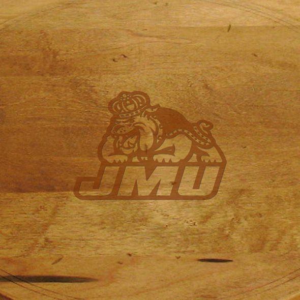James Madison Round Bread Server - Image 2
