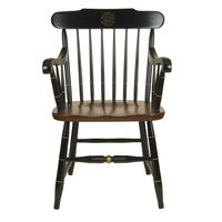University of Iowa Captain's Chair by Hitchcock