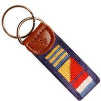 Nautical Flag Key Fob