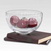 "Duke 10"" Glass Celebration Bowl"