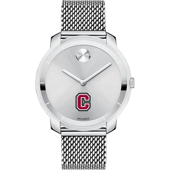 Colgate University Women's Movado Stainless Bold 36 - Image 2