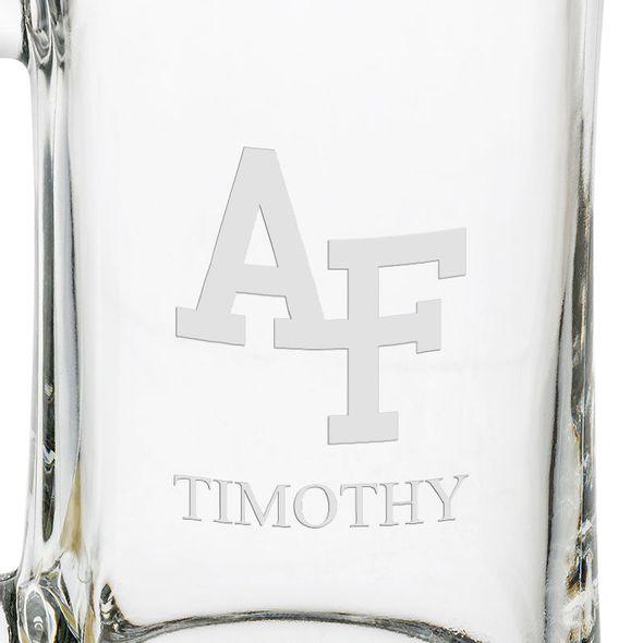 USAFA Glass Stein - Image 3