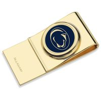Penn State Enamel Money Clip