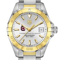 South Carolina Women's TAG Heuer Two-Tone Aquaracer