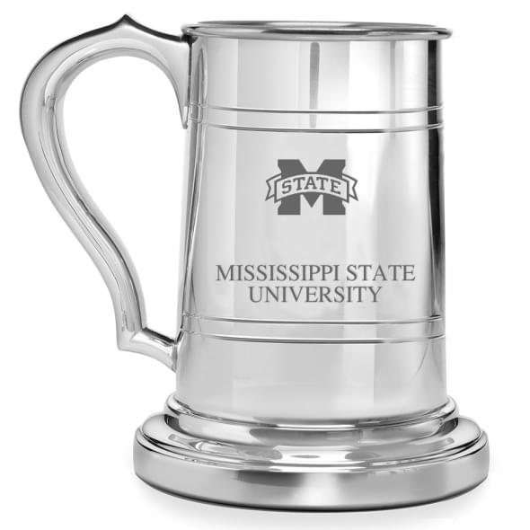 Mississippi State Pewter Stein - Image 1