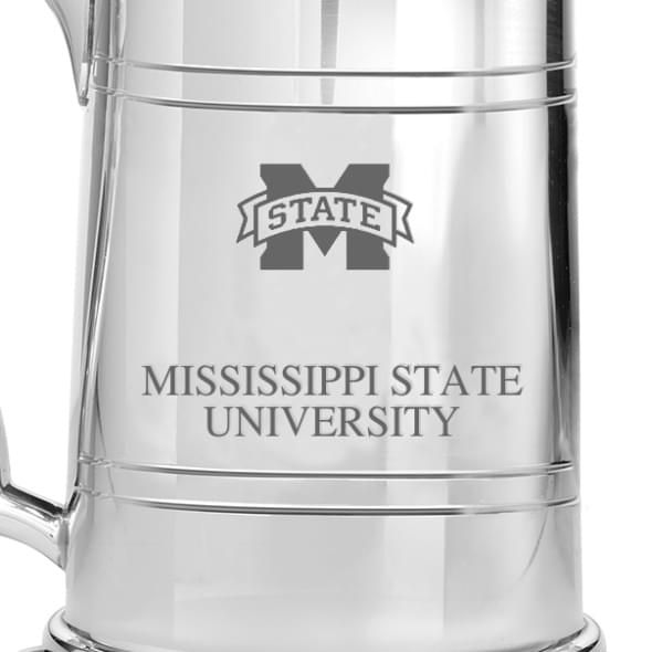 Mississippi State Pewter Stein - Image 2