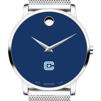 Citadel Men's Movado Museum with Blue Dial & Mesh Bracelet