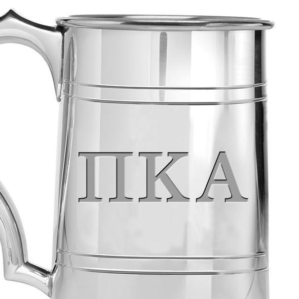 Pi Kappa Alpha Pewter Stein - Image 2