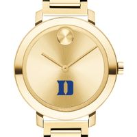 Duke University Women's Movado Gold Bold 34