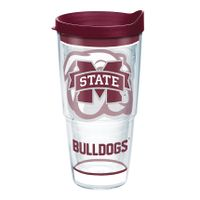 MS State 24 oz. Tervis Tumblers - Set of 2