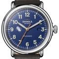 SFASU Shinola Watch, The Runwell Automatic 45mm Royal Blue Dial - Image 1