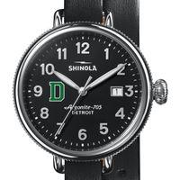 Dartmouth Shinola Watch, The Birdy 38mm Black Dial