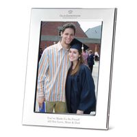 Old Dominion Polished Pewter 5x7 Picture Frame