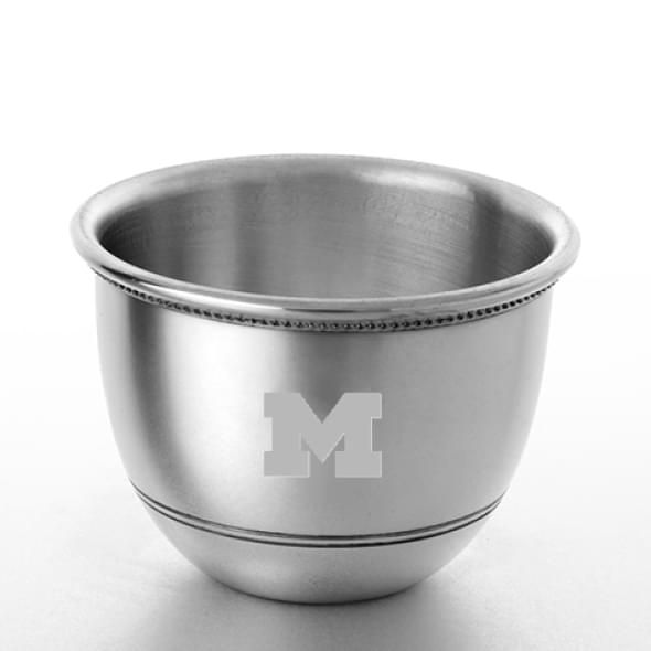 Michigan Pewter Jefferson Cup