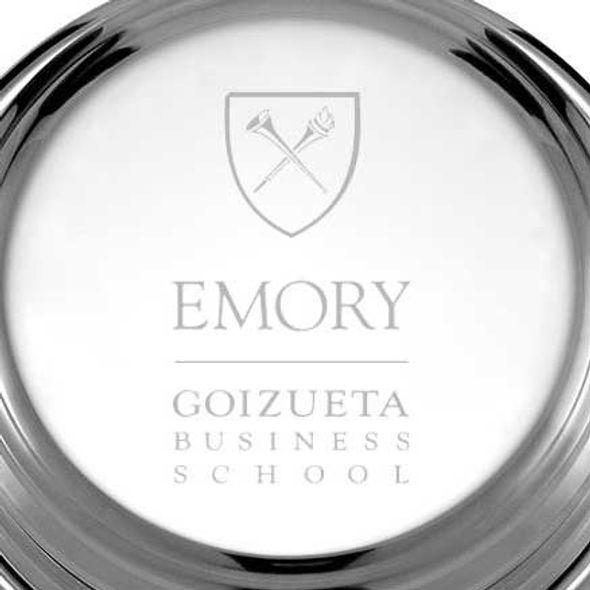 Emory Goizueta Pewter Paperweight - Image 2
