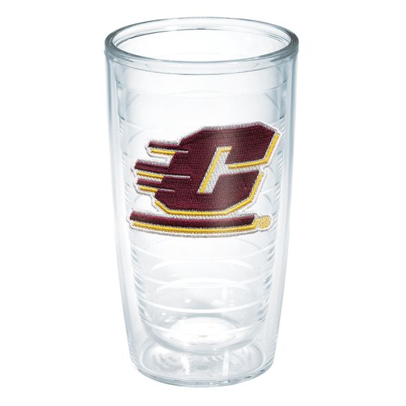 Central Michigan 16 oz. Tervis Tumblers - Set of 4