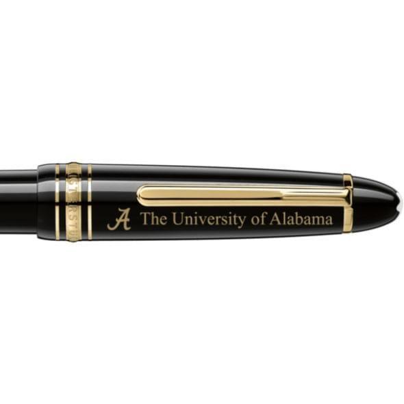 Alabama Montblanc Meisterstück LeGrand Ballpoint Pen in Gold - Image 2