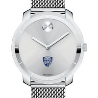 Johns Hopkins Women's Movado Stainless Bold 36