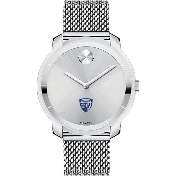 Johns Hopkins University Women's Movado Stainless Bold 36 - Image 2