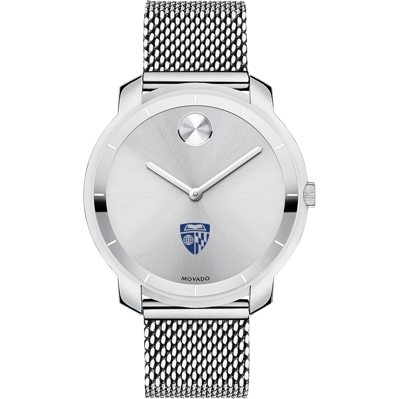 Johns Hopkins Women's Movado Stainless Bold 36 - Image 2