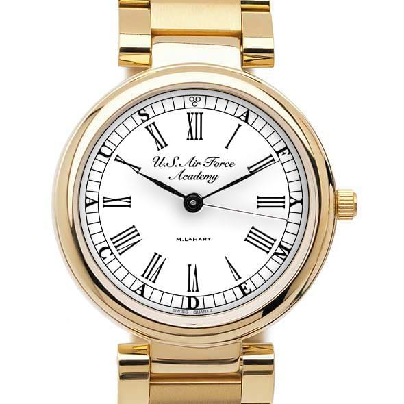 USAFA Women's Classic Watch with Bracelet - Image 2