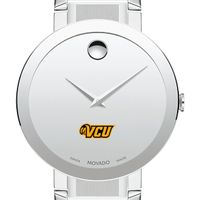 Virginia Commonwealth University Men's Movado Sapphire Museum with Bracelet