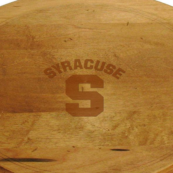 Syracuse University Round Bread Server - Image 2
