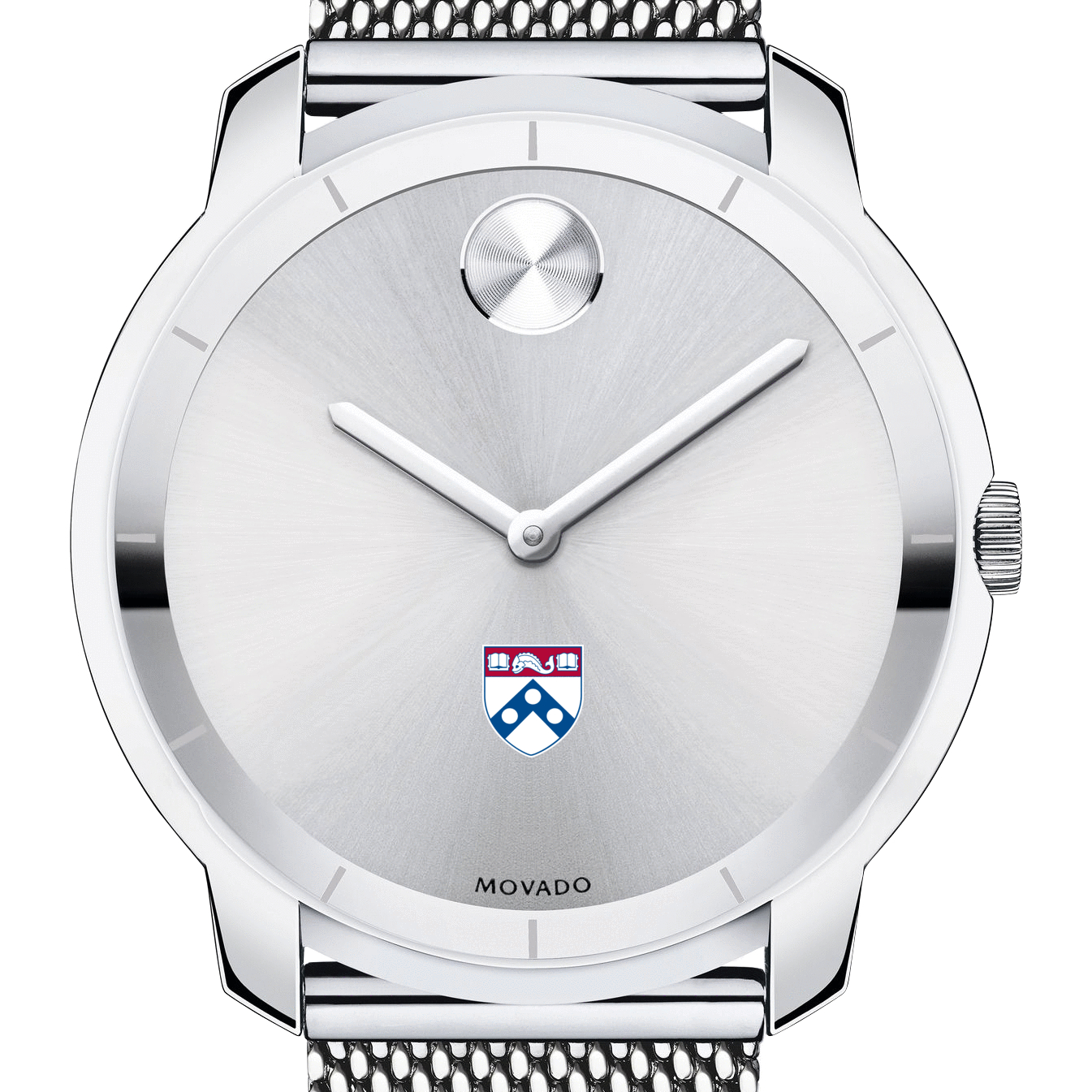 Penn Men's Movado Stainless Bold 44 - Image 1
