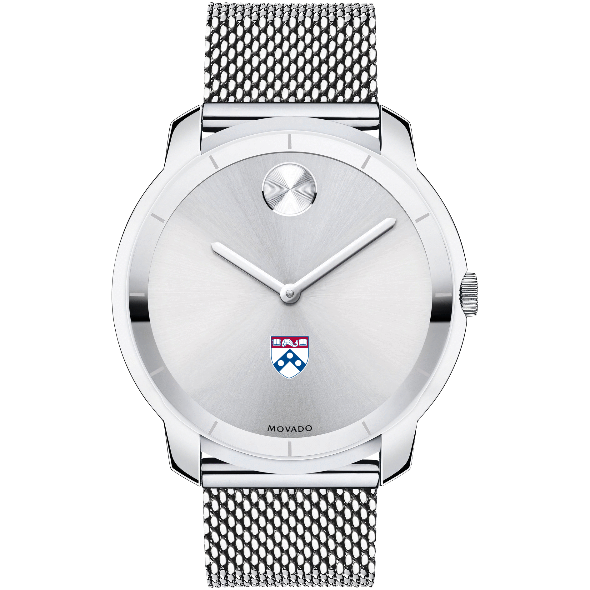 Penn Men's Movado Stainless Bold 44 - Image 2