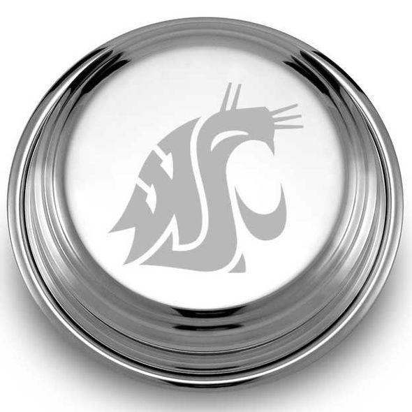 Washington State University Pewter Paperweight - Image 2