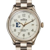 East Tennessee State Shinola Watch, The Vinton 38mm Ivory Dial