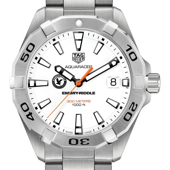 Embry-Riddle Men's TAG Heuer Steel Aquaracer