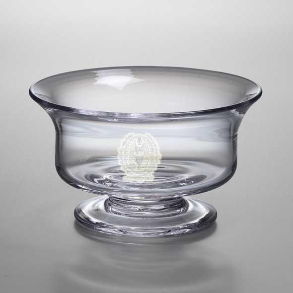 Georgetown Medium Glass Revere Bowl by Simon Pearce - Image 2